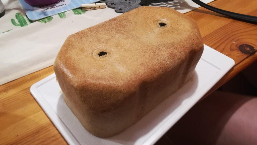 teljes kiörlésű tönkölybúza kenyér